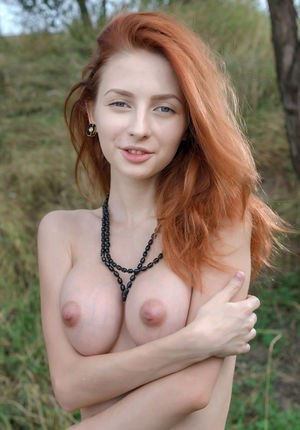 Skinny With Huge Tits