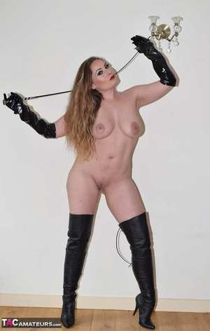 Huge Tits Whipping